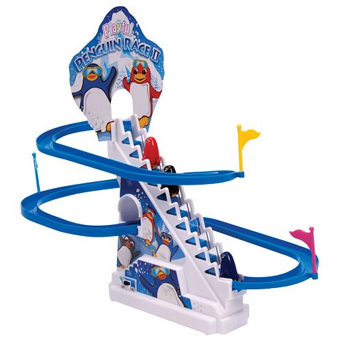 Schylling Penguin Race Play Set