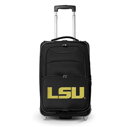 LSU Tigers 21-Inch Wheeled Carry-On