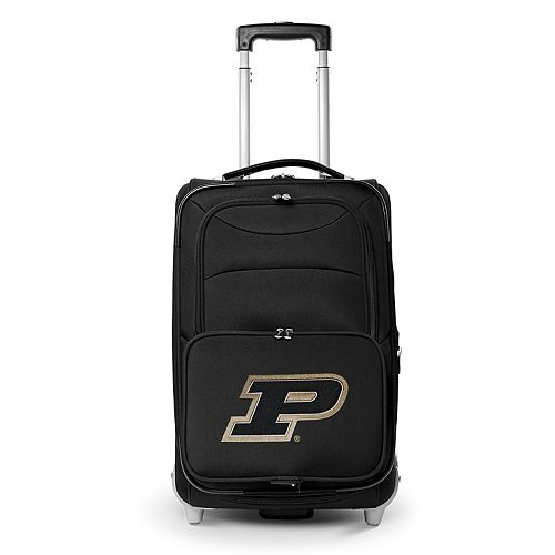 Purdue Boilermakers 21-Inch Wheeled Carry-On