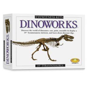 """Eyewitness Dinoworks 19"""" Tyrannosaurus Rex Kit"""