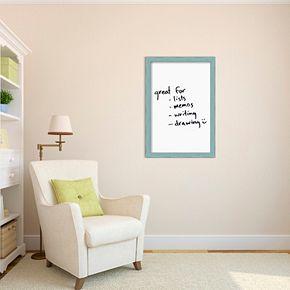 Amanti Art Distressed Framed Dry Erase Board Wall Decor