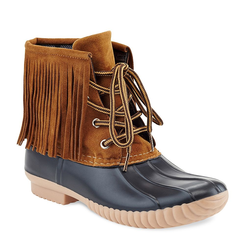 Henry Ferrera Mission 700 ... Women's Water-Resistant Duck Boots buy cheap pick a best for sale finishline real Kem21Q