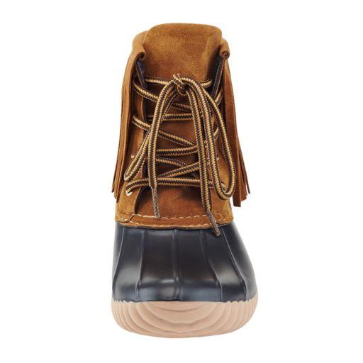 Henry Ferrera Mission 700 Women's Water-Resistant Duck Boots