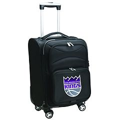 Sacramento Kings 20-Inch Expandable Spinner Carry-On