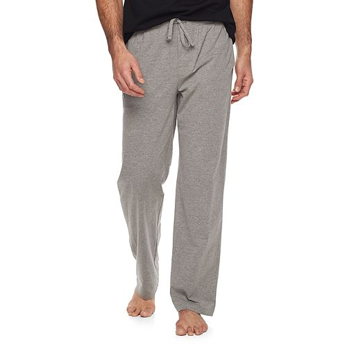 Men's Croft & Barrow® True Comfort Knit Pajama Pants