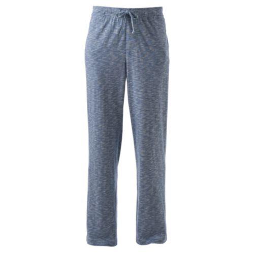 Men's Croft & Barrow® Slubbed Knit Lounge Pants