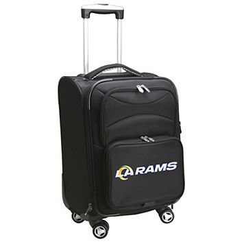 Los Angeles Rams 20-Inch Expandable Spinner Carry-On