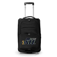 Utah Jazz 21-Inch Wheeled Carry-On