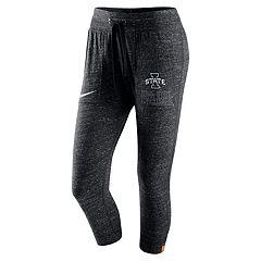 Women's Nike Iowa State Cyclones Vintage Capri Pants