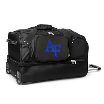 Air Force Falcons 27-Inch Wheeled Drop-Bottom Duffle Bag