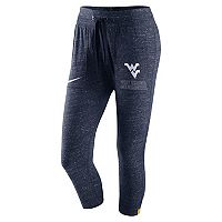 Women's Nike West Virginia Mountaineers Vintage Capri Pants
