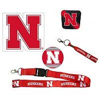 Nebraska Cornhuskers Auto Pack