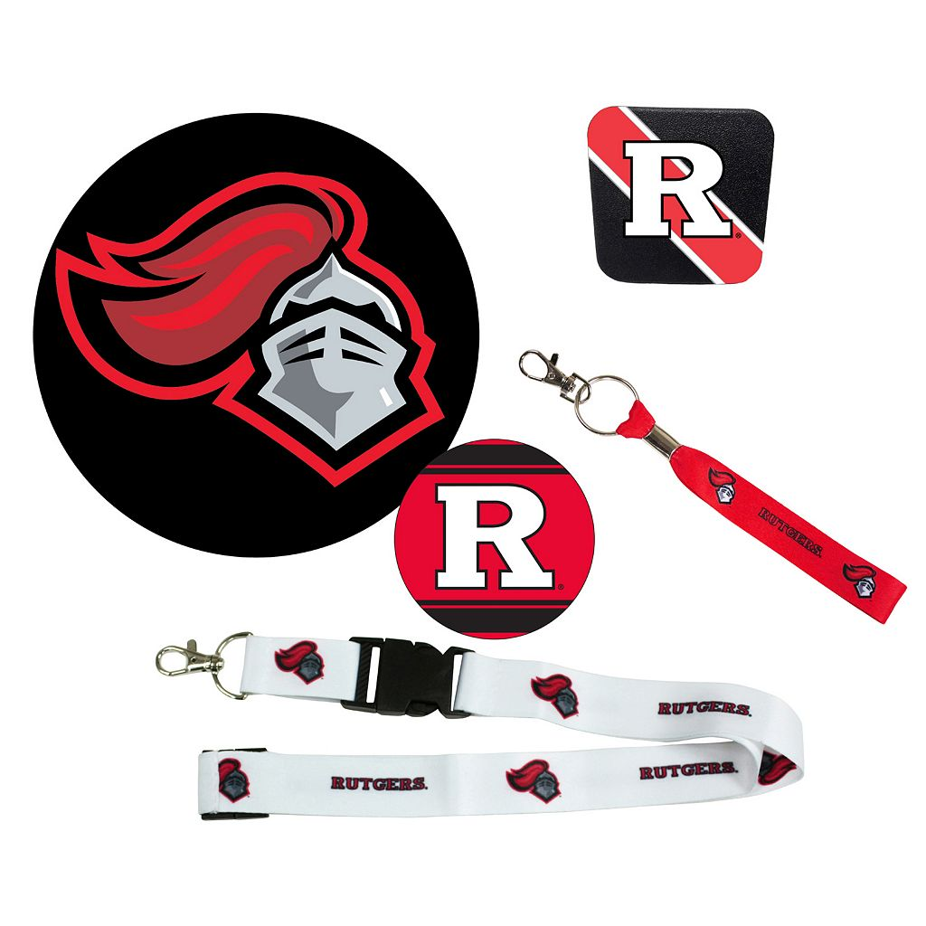 Rutgers Scarlet Knights Auto Pack