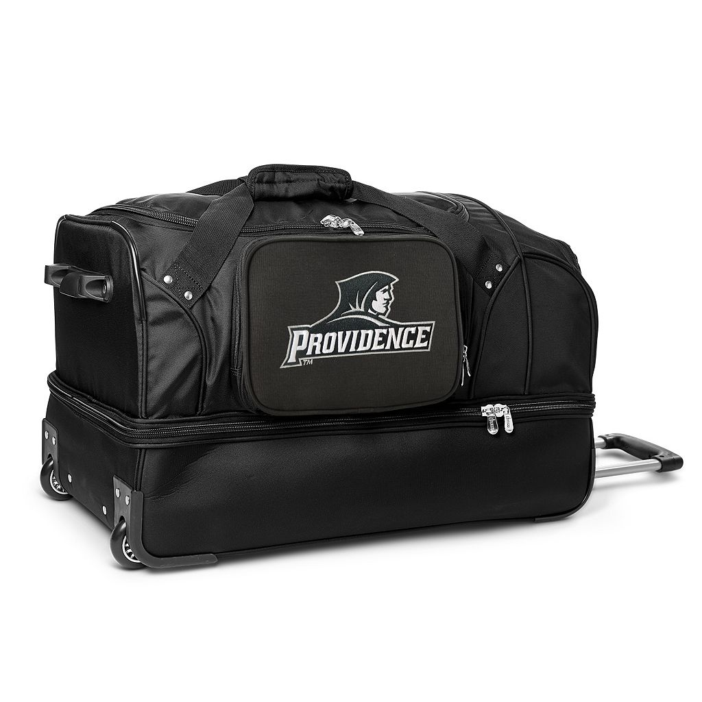 Providence Friars 27-Inch Wheeled Drop-Bottom Duffle Bag
