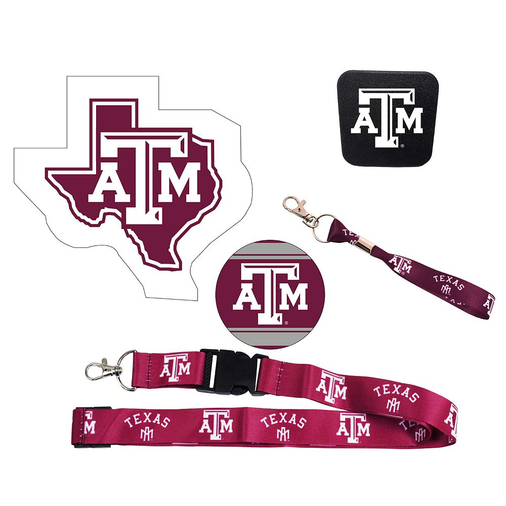 Texas A&M Aggies Auto Pack