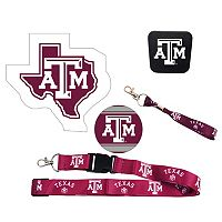 Texas A&M Aggies Auto Pack
