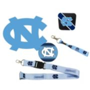 North Carolina Tar Heels Auto Pack