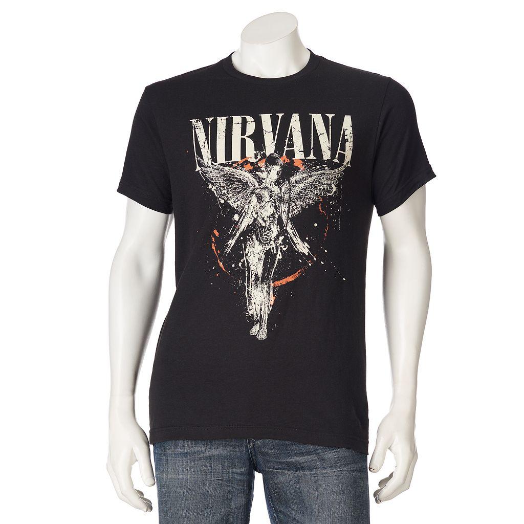 Men's Nirvana Tee