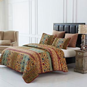 Ranchipur 3-piece Quilt Set