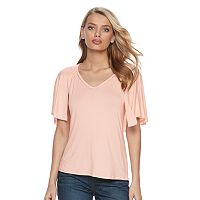 Women's Juicy Couture Embellished Cape Tee