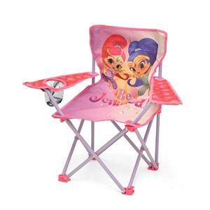 Shimmer & Shine Folding Chair