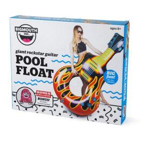 Big Mouth Inc. 68-inch Flaming Guitar Pool Float