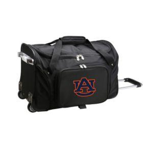 Auburn Tigers 22-Inch Wheeled Carry-On Duffle Bag