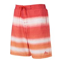 Men's RBX Striped Performance Swim Trunks