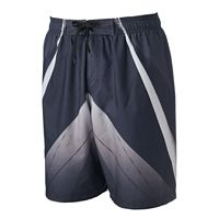 Men's RBX Geometric Performance Swim Trunks