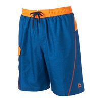 Men's RBX Heathered Performance Swim Trunks