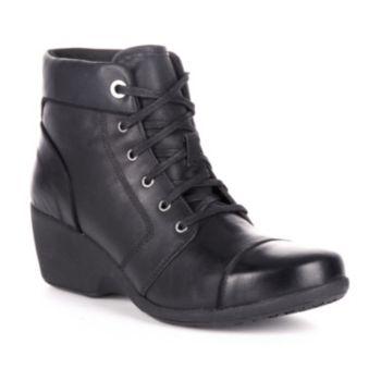 Rocky 4EurSole Forte Women's Waterproof Wedge Ankle Boots