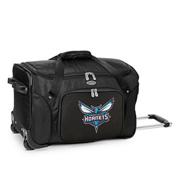 Charlotte Hornets 22-Inch Wheeled Carry-On Duffle Bag