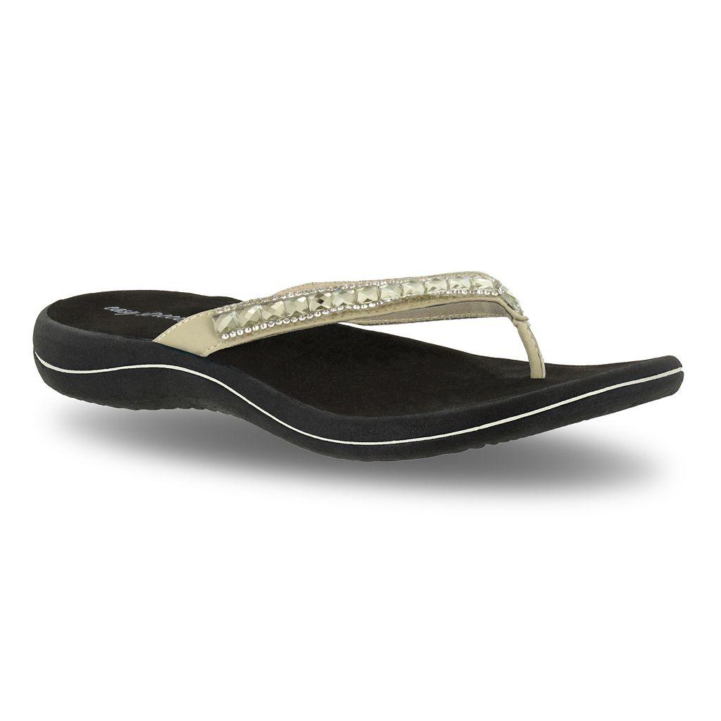 Easy Street Token Women's Flip-Flops