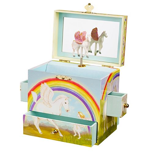 Enchantmints Pegasus Musical Jewelry Box