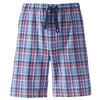 Men's IZOD Plaid Jams Shorts
