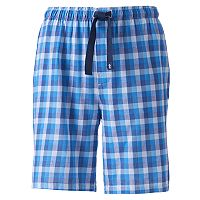 Men's IZOD Plaid Jams Shorts