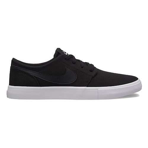 nike sb solarsoft portmore ii men 39 s skate shoes. Black Bedroom Furniture Sets. Home Design Ideas