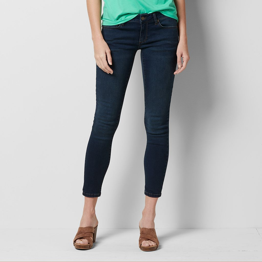 Women's SONOMA Goods for Life™ Super Stretch Skinny Jeans