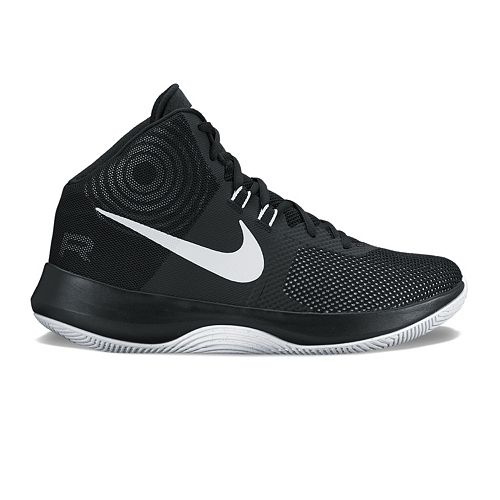 best sneakers 701b7 4ff32 Nike Air Precision Men s Basketball Shoes