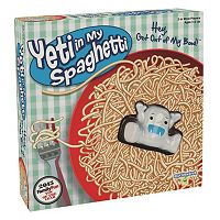 Yeti In My Spaghetti Game by Play Monster