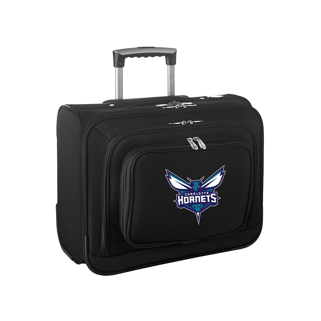 Charlotte Hornets 14-Inch Laptop Wheeled Business Case