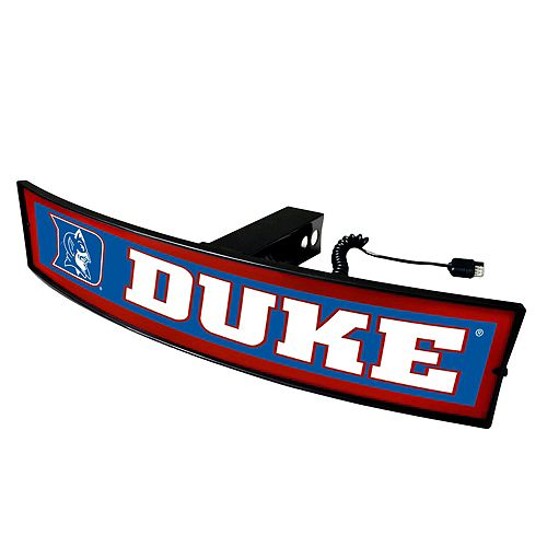 FANMATS Duke Blue Devils Light Up Trailer Hitch Cover