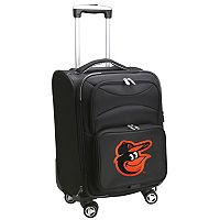 Baltimore Orioles 20-Inch Expandable Spinner Carry-On