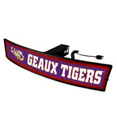 FANMATS LSU Tigers Light Up Trailer Hitch Cover