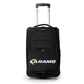 Los Angeles Rams 21-Inch Wheeled Carry-On