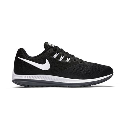 Nike Air Zoom Winflo  Gray Men S Running Shoes