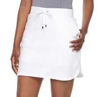 Women's Croft & Barrow® Knit Skort