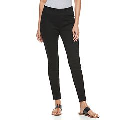 Women's Apt. 9® Pull On Skinny Jeans