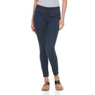 Women's Apt. 9® Pull On Skinny Jeans