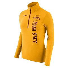 Women's Nike Iowa State Cyclones Element Pullover